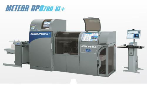 Ήρθε ο νέος MGI Meteor DP8700 XL+!
